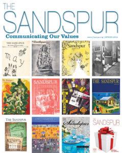 2012-Spring-Sandspur-Cover