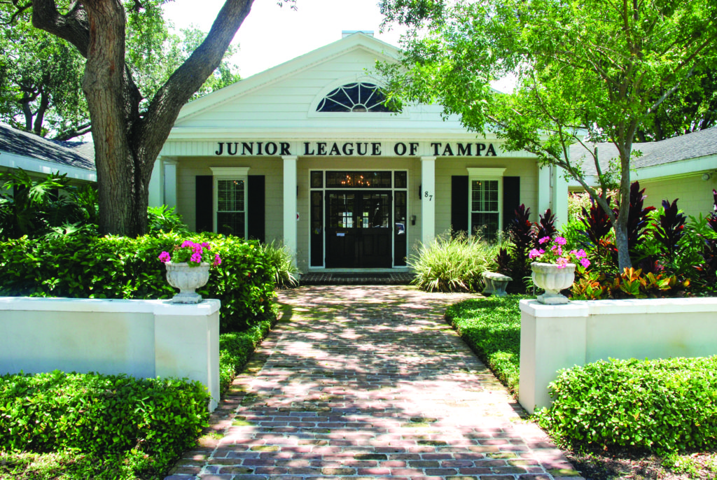 The Junior League of Tampa Headquarters