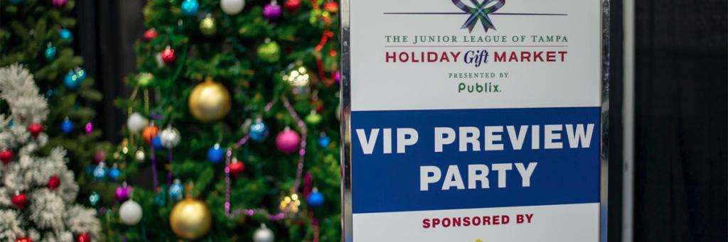 Holiday Gift Market Sponsorship