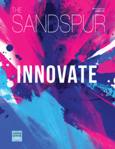 The Sandspur Magazine, The Junior League of Tampa, Innovate