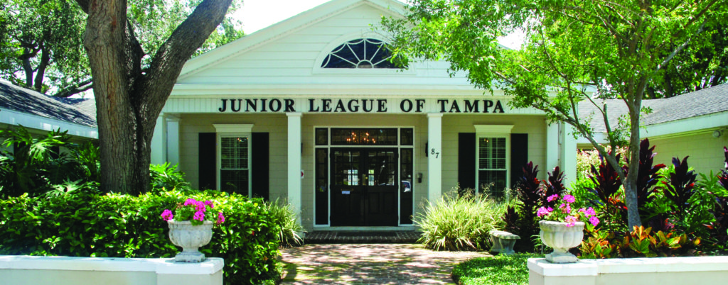 The Junior League of Tampa, Headquarters,