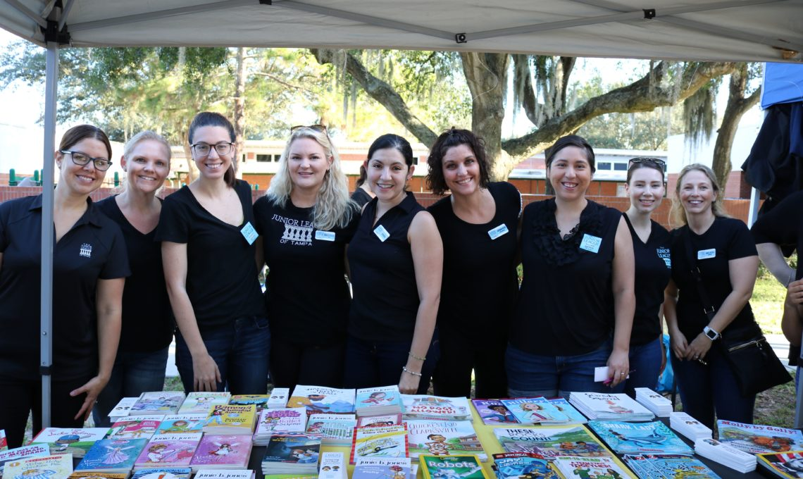 The Junior League of Tampa MILO Committee