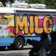 MILO Book Bus