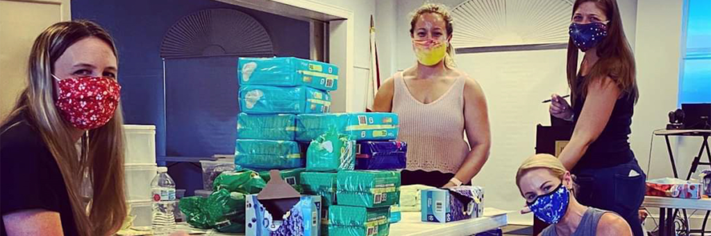 The Junior League of Tampa Alliance for Period Supplies