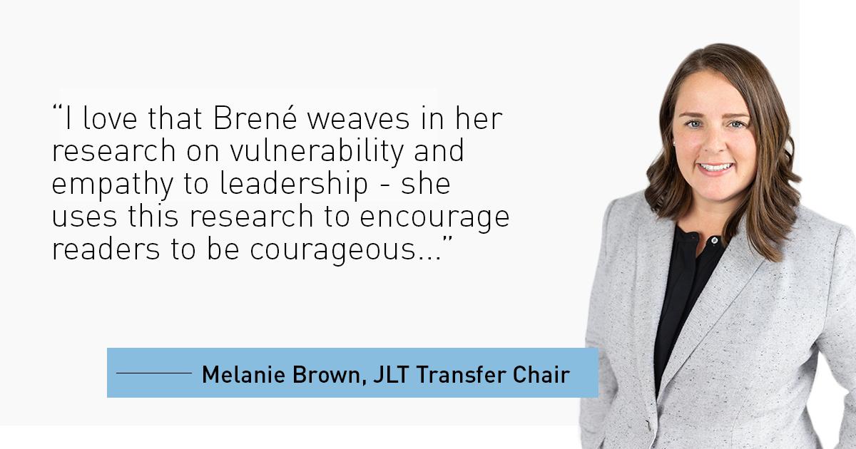 The Junior League of Tampa Transfer Chair Melanie Brown