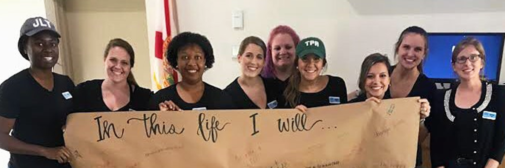 The Junior League of Tampa Ready to Achieve Committee