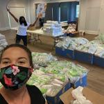 Diaper Bank Packing