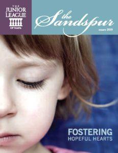 SpringSandspur_2009-cover