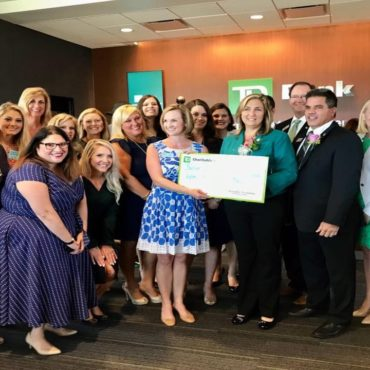 TD Bank Grant to The Junior League of Tampa, Community Charity