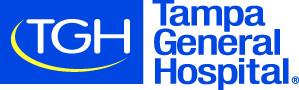Tampa General Hospital Sponsor Logo