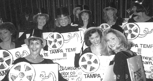 Tampa Tempo Performers - The Junior League of Tampa Fundraising